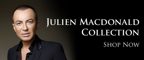 Julien Macdonald Home Page Feature Box