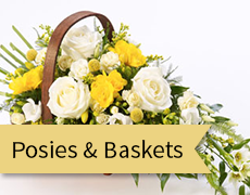 posies and baskets feature